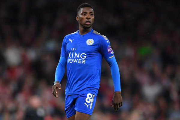 Puel: Why Iheanacho Is Not Starting Games For Leicester City