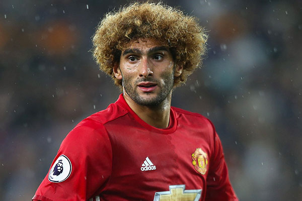 Mourinho Says No Problem As Fellaini Joins Pogba, Carrick As United's Injury-Hit Stars