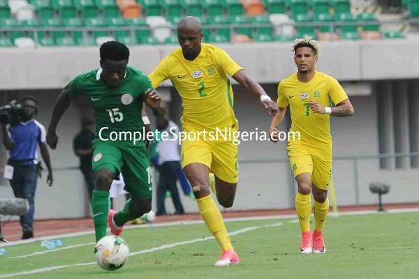 Simon 'Incredibly Proud' About Super Eagles' World Cup Ticket
