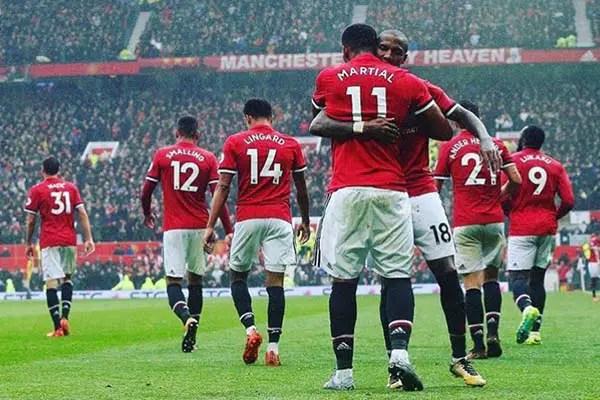Mourinho: Man United Deserved To Beat Tottenham