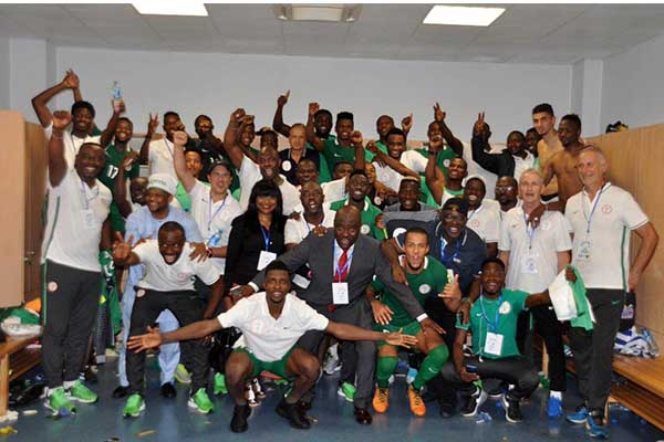 Onigbinde: Well Done Eagles, Get Stronger For Russia 2018