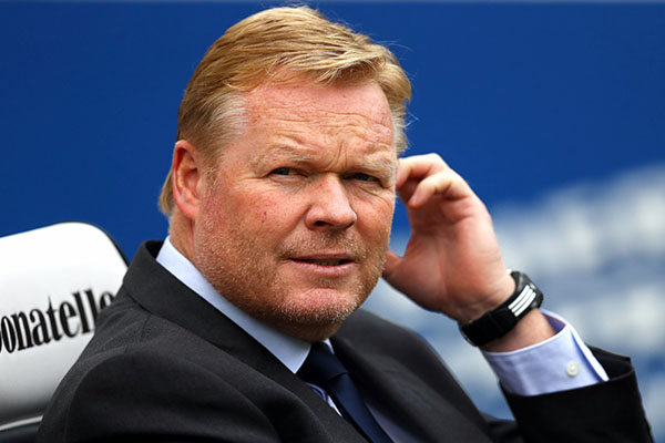 Koeman: Everton Players Will Prove Doubters Wrong, Arsenal Are Beatable