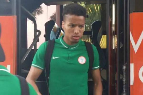ADO Den Haag Confirm Ebuehi's Super Eagles Recall For Algeria, Argentina Clashes