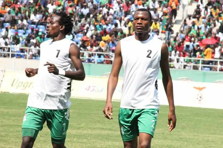 Zambia Vice-Captain Tembo Boasts: Nothing Super About Nigeria