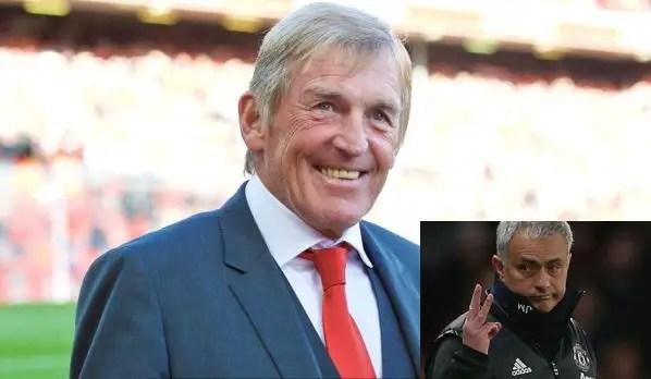 Dalglish: Mourinho Will Park Man United Bus Vs Liverpool