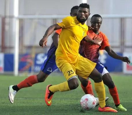 Hotshot Udechukwu Joins Plateau United From Katsina United