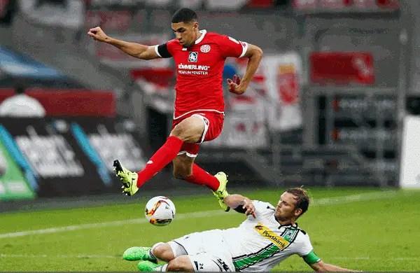 Balogun Back Fit After Cheek Bone Injury, Named In Mainz Squad Vs Frankfurt