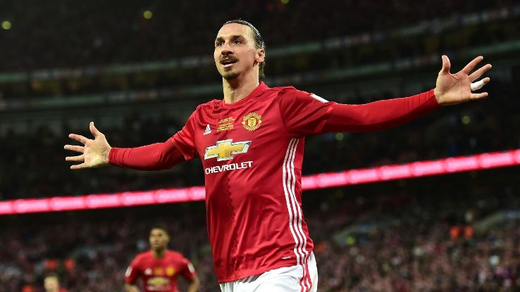 Ibrahimovic: Lukaku's Form And My Return Will Give Mourinho More Attacking Options