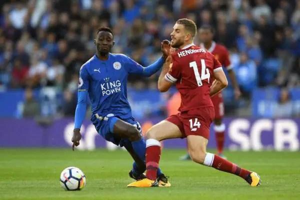 Ndidi Rated Premier League's Top Tackler
