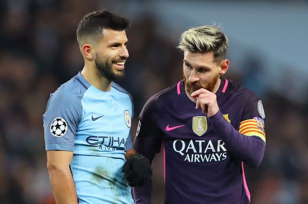 Aguero: Manchester City Can Afford To Buy Messi If Barcelona Are Willing To Sell