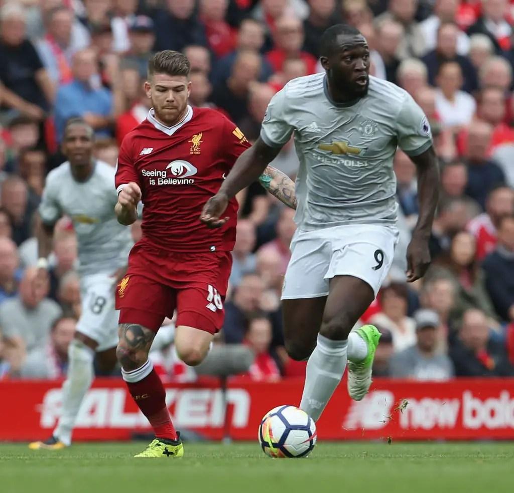 Lukaku Claims Critics Unfair To Him Despite Missing Manchester United's Best Chance Against Liverpool