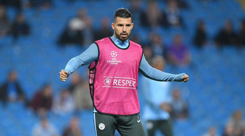 Manchester City Confirm Aguero's Return To Training Two Weeks After Car Crash