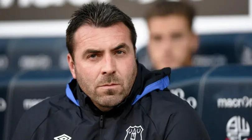 Everton Appoint Former Star Unsworth As Caretaker Manager After Koeman Sacking