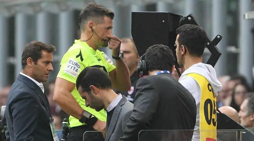 Spanish Football Federation Boss Larrea: La Liga To Introduce Video Assistant Referees Next Season