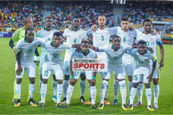 Super Eagles, Nigeria Expects…