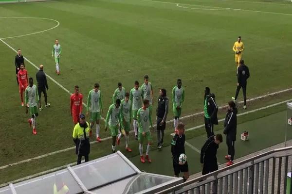 Osimhen Scores In Wolfsburg Friendly Win Vs Twente