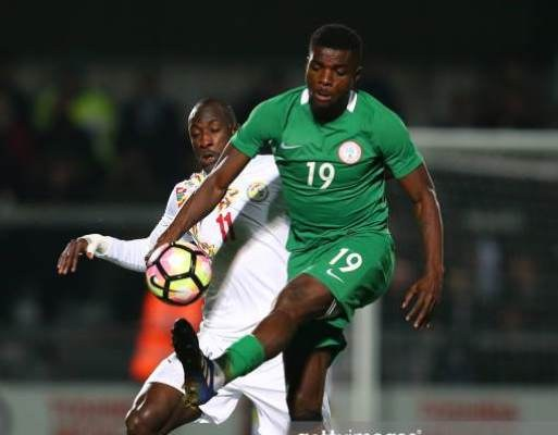 Ogu Eyes First Eagles Start Since March Vs Algeria In Constantine