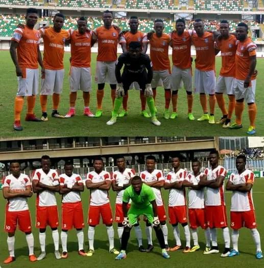 Abia Warriors Confirm Pre-season Friendly Vs Akwa United Today In Uyo
