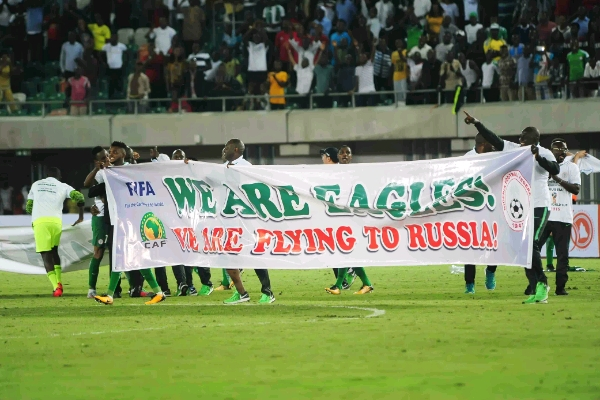 Pinnick: Top Teams Don't Want To Draw Super Eagles For Russia 2018