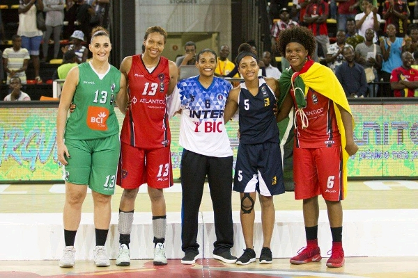First Bank's Wilson Named In FIBA ACCW All Star Team