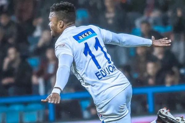 Omeruo Applauds Eduok Over Goal In Kasimpasa Win