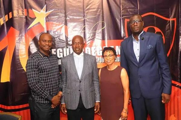 Odegbami, Ajunwa, Udo-Obong, Oyedeji Celebrate As SOCA Clocks 10