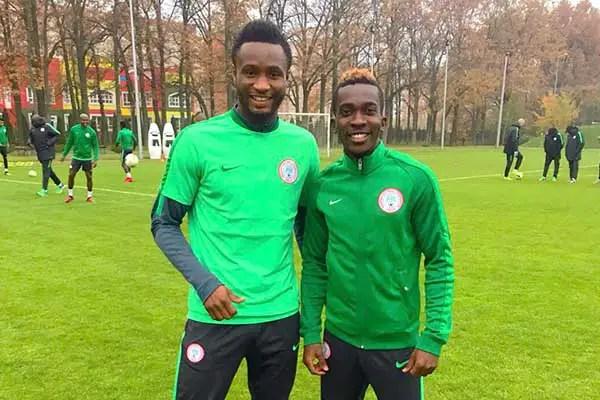 Onyekuru Prays For Easy World Cup Draw