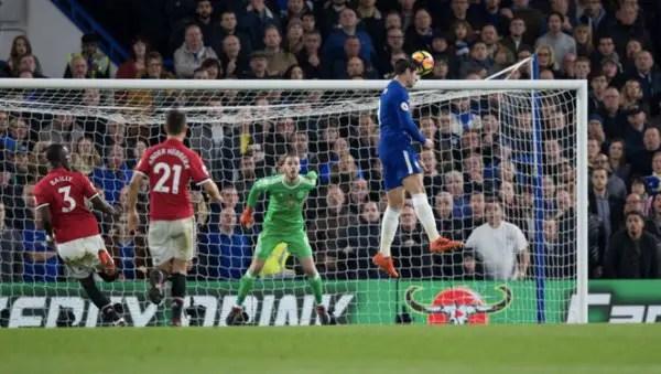 Morata Powers Chelsea Past Man United, Everton Claim Comeback Win Vs Watford