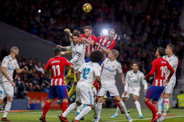 Atletico, Real Madrid Fall Further Behind Barcelona After Derby Draw