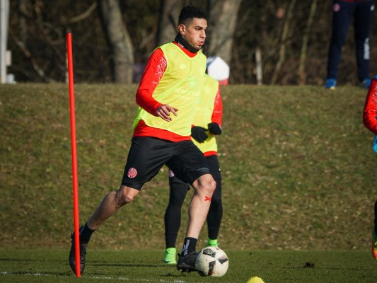 Mainz: Balogun Is Injured Again, Has Undergone Surgery