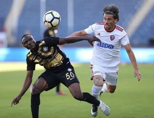 Umar Stars As Osmanlispor Return To Winning Ways
