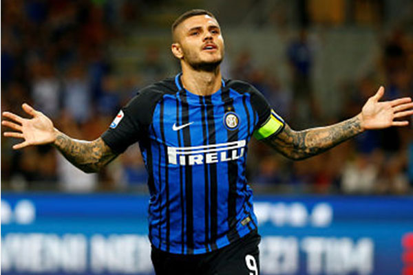 Inter Captain Icardi Out Of Argentina Squad For Nigeria Clash