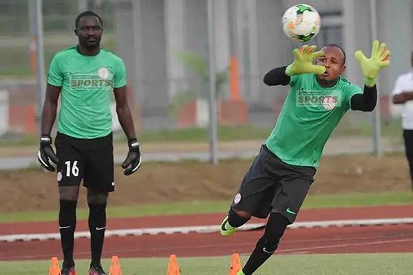 Ezenwa, Super Eagles Coaches Leave For Morocco On Sunday For Algeria Clash