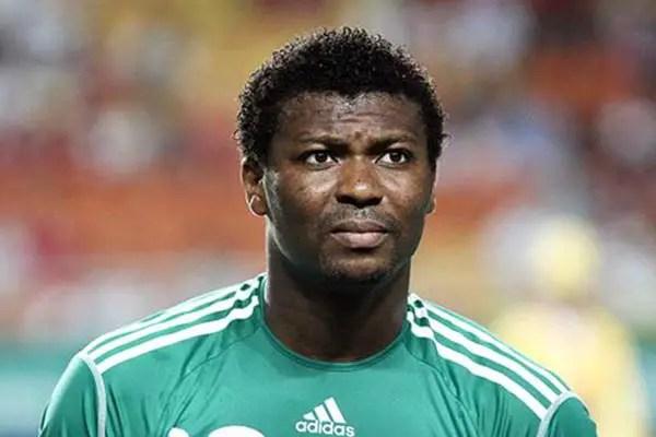 FIFA Celebrate Ex-Super Eagles Star Kalu Uche At 35