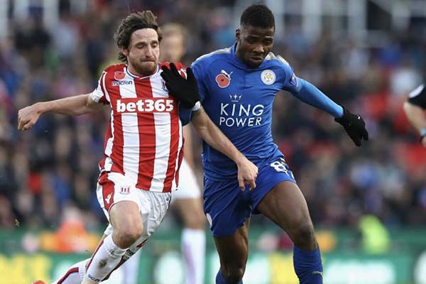 Iheanacho: Leicester Wanted Three Points At Difficult Stoke