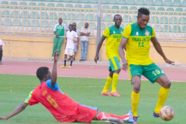 Kwara United Hold On To NNL Hotshot Olanu Despite Rangers, Akwa United's Keen Interest