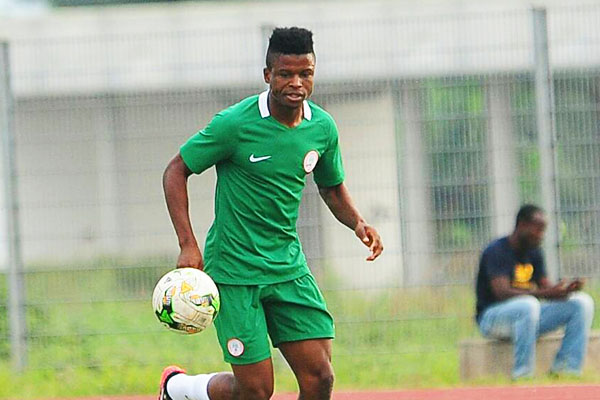 Mikel Agu Returns To Turkey, Speaks On Injury