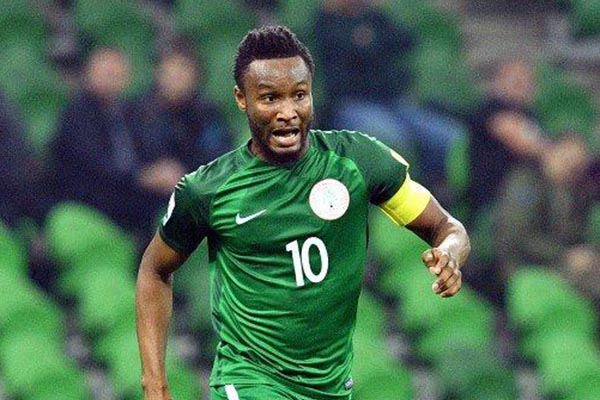 Mikel: Eagles Played Strange Formation Vs Argentina, But Rohr's Halftime Pep Talk Transformed Our Performance