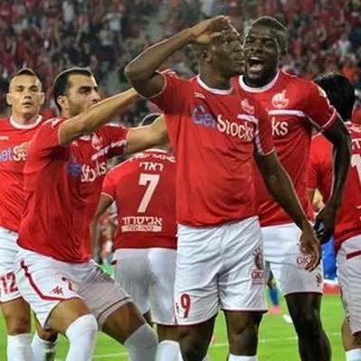 Nwakaeme Scores, Ogu Shines In Hapoel Beer-Sheva Draw Vs 10-Man Beitar Jerusalem