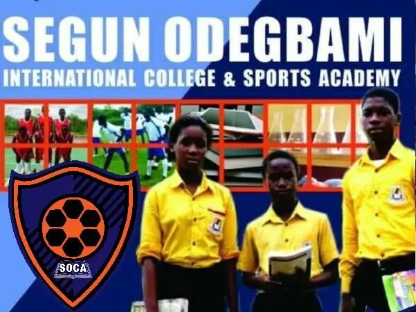 Odegbami: The Story of The International Sports Academy