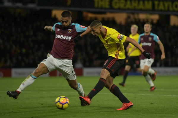 Watford Ensure Moyes' First Game As West Ham Boss Ends In Defeat