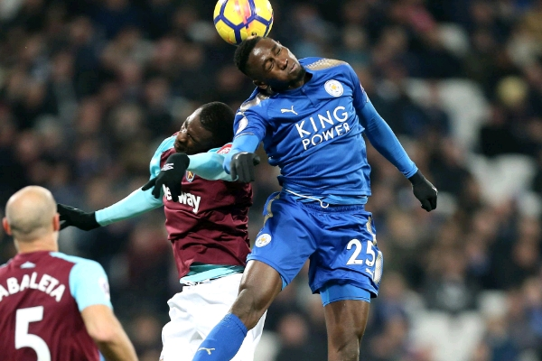 Ndidi: Leicester City Must Get Three Points Against Tottenham