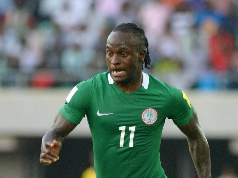 Balogun Rallies Nigerians To Vote For Victor Moses As BBC African Footballer Of The Year
