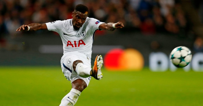 Tottenham Defender Aurier: I Nearly Joined Barcelona But They Got Scared Of My Bad Boy Image