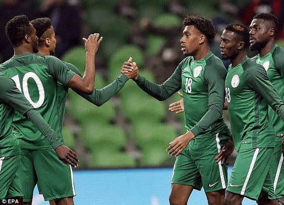 Eguavoen: Super Eagles Made Nigerians Happy In 2017, Can Reach World Cup Semis