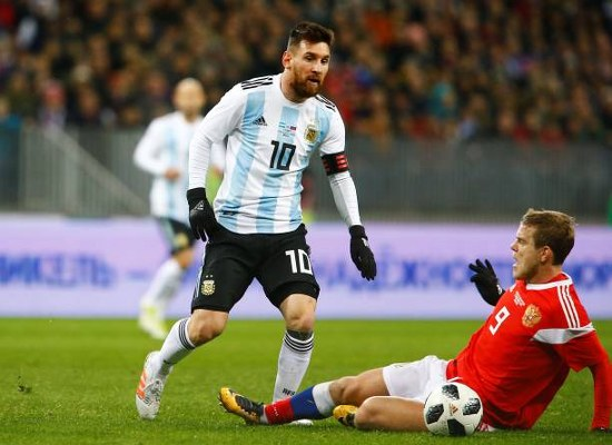 Messi: My Generation Must 'Disappear' Should Argentina Fail To Win 2018 W/Cup