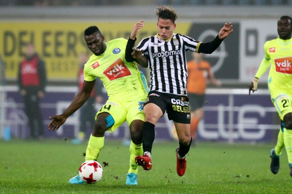 Esiti Thrilled With Gent's Hard-fought Win Vs Charleroi