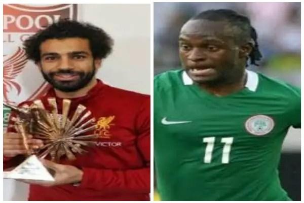 Adepoju Hails BBC African Best Player Salah, Backs Moses For CAF Footballer Of The Year Award