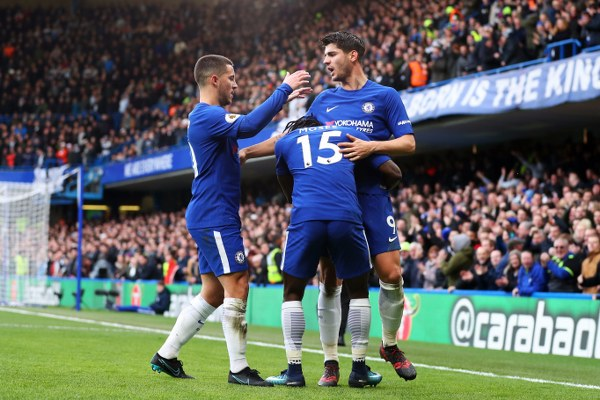 Moses Posts Five-Star Performance, Hazard Shines As Chelsea Outclass Newcastle