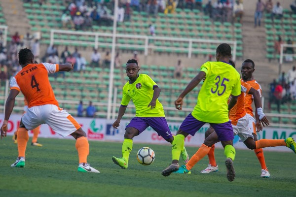 5 Takeaways From NPFL Invitational Tournament Opening Day